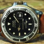 OUT OF ORDER Quartz / Brown / 40mm Vintage Submariner