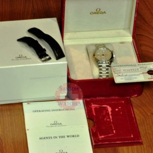 Omega Speedmaster Triple Date ref. 3521.30.00 with Box / Papers