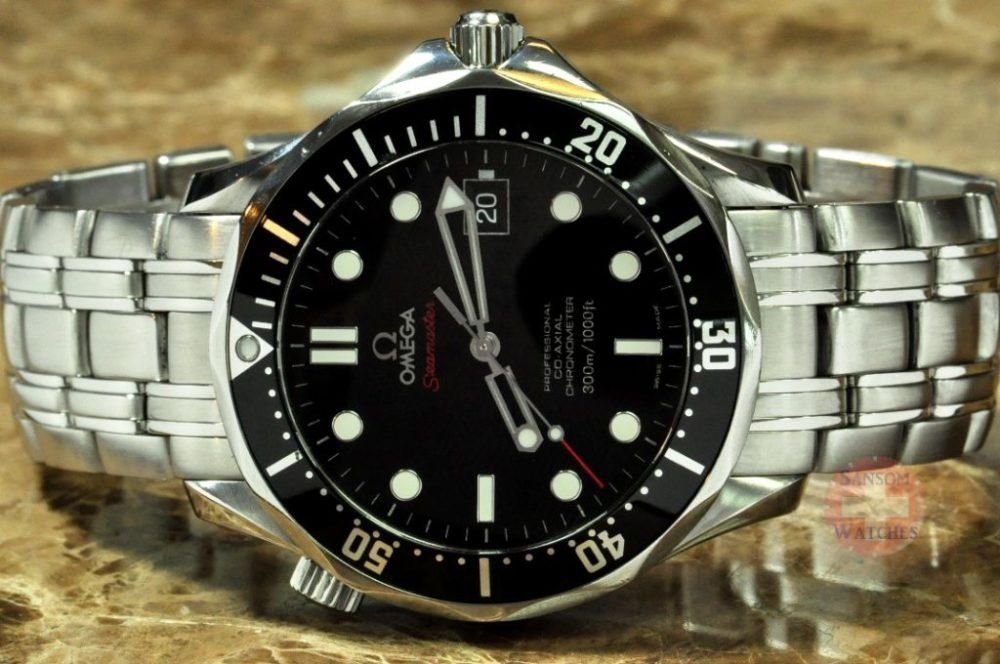 Omega Seamaster Diver 300M Co-Axial 41mm Automatic