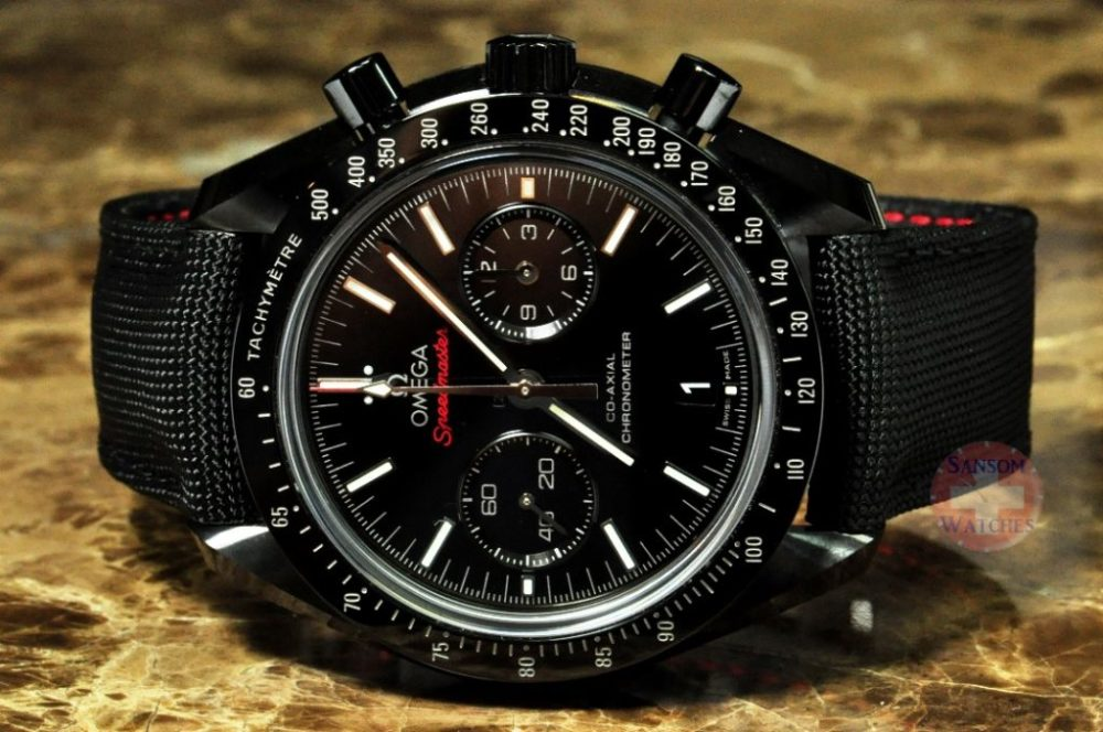 Omega Speedmaster Dark Side of the Moon 311.92.44.51.01.003 Box Papers 2015