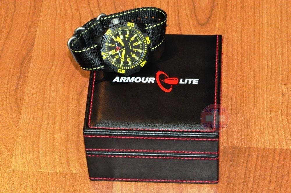 ArmourLite Caliber Series Yellow / Black H3 Tritium Tubes AL604 preowned